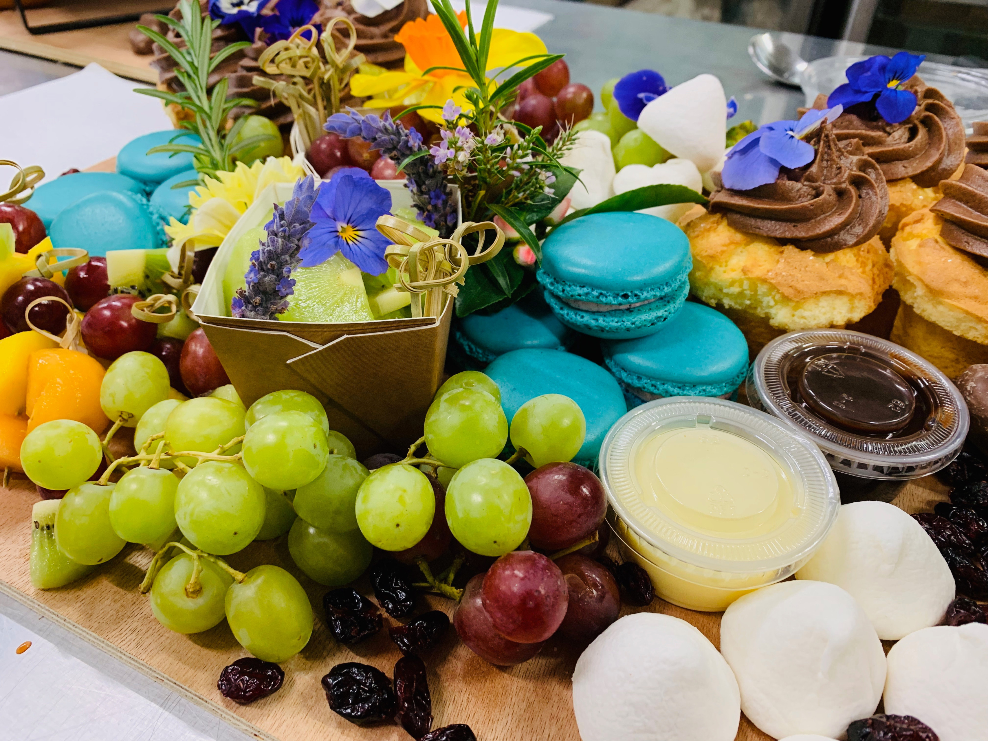 Kids Birthday Platters By The Social Platter Co